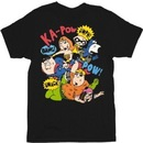 Family Guy Super Brawl Comics Fight T-shirt