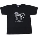 Napoleon Dynamite Liger Black T-shirt