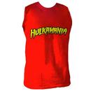 Hulk Hogan Hulkamania Sleeveless Red T-shirt