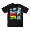 Rainbow Dash Better Than The Rest T-Shirt
