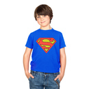 Superman Original Logo Youth T-shirt