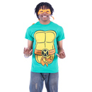 TMNT Teenage Mutant Ninja Turtles Adult T-shirt