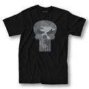 The Punisher Camo Logo T-shirt