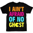 Pac-Man I Ain't Afraid of No Ghost T-shirt