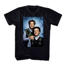 Step Brothers Brennan and Dale Dressed Up Poster T-shirt
