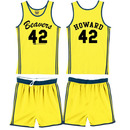 Beavers 42 Werewolf Basketball Jersey