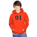 Dukes of Hazzard Hoodie Hooded Youth Sweatshirt