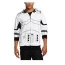 I Am Stormtrooper Adult Full Zip Costume Hoodie Sweatshirt