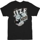 Popeye Size Matters Big Arms T-shirt