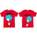 Thing 1 or Thing 2 Adult T-shirt