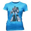Transformers Optimus Prime Distressed T-shirt