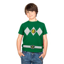 Power Rangers Costume Youth T-shirt