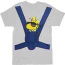 Peanuts Woodstock Baby Carrier Costume T-shirt