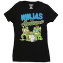 TMNT Ninjas Are Awesome T-shirt