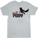 My Little Pony Sneaker Nerd T-shirt