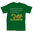 TMNT The Pizza Party T-Shirt
