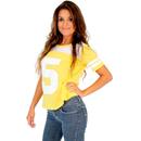 April O' Neil 5 Yellow Costume T-shirt