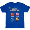 Pac-Man Usual Suspects Ghosts T-shirt