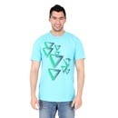 The Big Bang Theory Sheldon Triangles Graphic T-Shirt