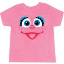 Abby Cadabby Fairy Face Pink T-shirt