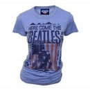 Here Come The Beatles Candlestick Park T-shirt