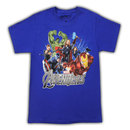 The Avengers Team Superglow Youth T-Shirt