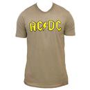 AC/DC T Shirt Featured on Beavis & Butthead