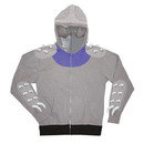 TMNT Shredder Zip-Up Costume -Shredder Hoodie