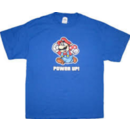 Nintendo Super Mario Power Up T-shirt