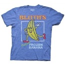 Arrested Development Distressed Bluth's Orignal Frozen Banana T-shirt