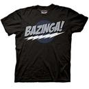 The Big Bang Theory Bazinga! Mens T-shirt