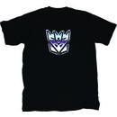 Transformers Evil Black T-shirt