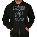 Led Zeppelin 1977 American Tour Hoodie Sweatshirt