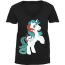 Retro Pony Stance with Colored Studs T-shirt