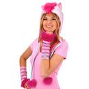 Pinkie Pie Hoodie Hat Costume Headpiece