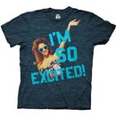 Jesse Spano I'm So Excited T-Shirt