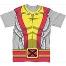 Marvel Comics I Am Colossus Adult Silver T-Shirt