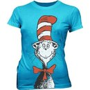 Oversized Cat in the Hat T-shirt