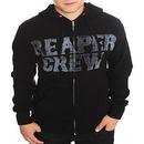 SOA Reaper Crew Zip Up Sweatshirt Hoodie
