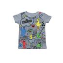 Sesame Street Scribble Checker T-Shirt
