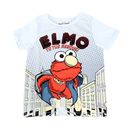 Elmo To The Rescue T-Shirt with Cape