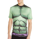 Incredible Hulk Performance Athletic Sublimated T-Shirt