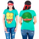 TMNT Costume Juniors T-Shirt