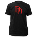 Daredevil DD The Man Without Fear Logo T-Shirt
