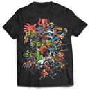 Marvel Mad Superheroes Tangle T-shirt
