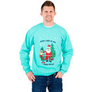 I Touch My Elf Ugly Christmas Sweatshirt