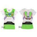 Toy Story Buzz Lightyear Juniors Astronaut T-shirt