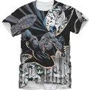 Batman Bat Kick Sublimation T-shirt