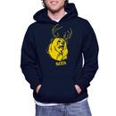 Beer Bear+Deer Mac Hoodie Sweatshirt