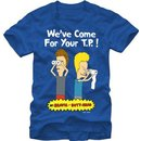 Papers We've Come For Your T.P. T-shirt